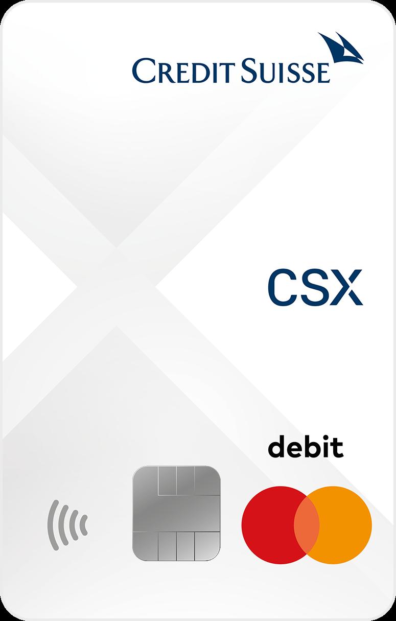 CSX   Digitales Banking für jeden Tag   Credit Suisse