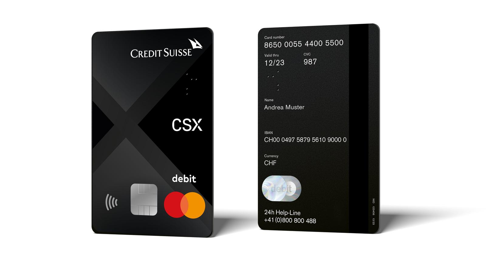 CSX Young   Credit Suisse