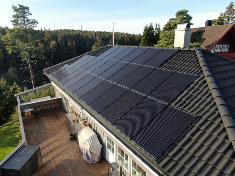 Så enkelt får du solcellepanel til huset ditt