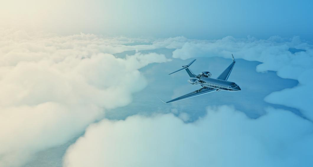 Has Covid-19 changed the balance between airline travel and private aviation?