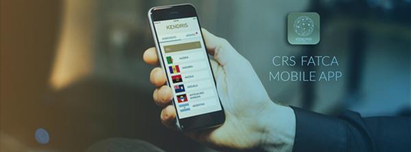CRS FATCA Mobile Compliance App