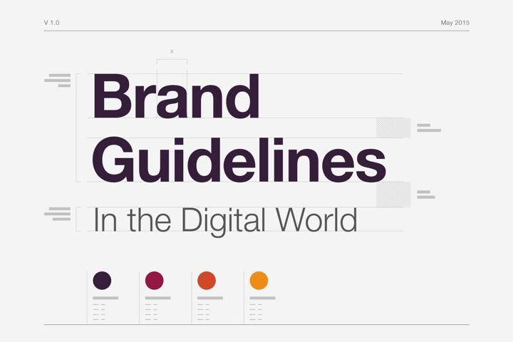 Brand Guidelines in the Digital World
