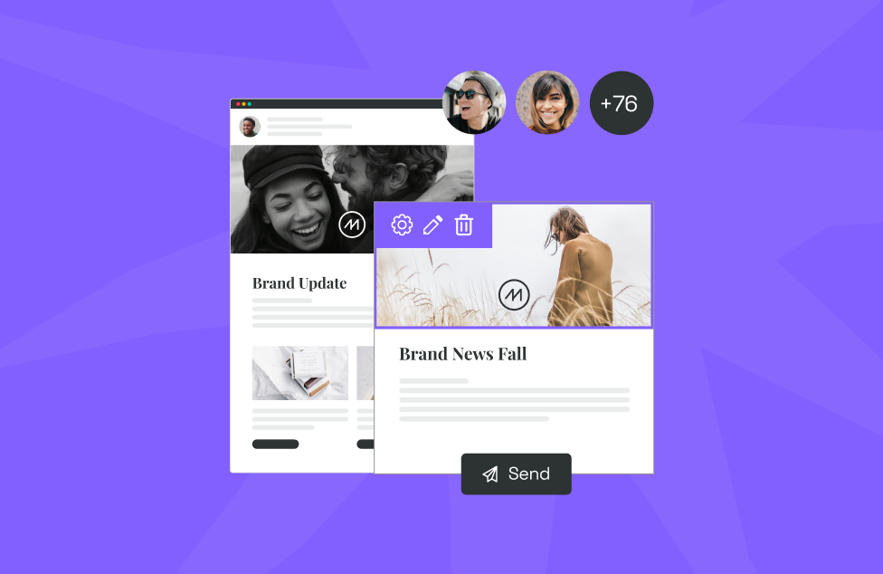 Introducing Brand Newsletter: A Better Way to Send Engaging Brand Updates
