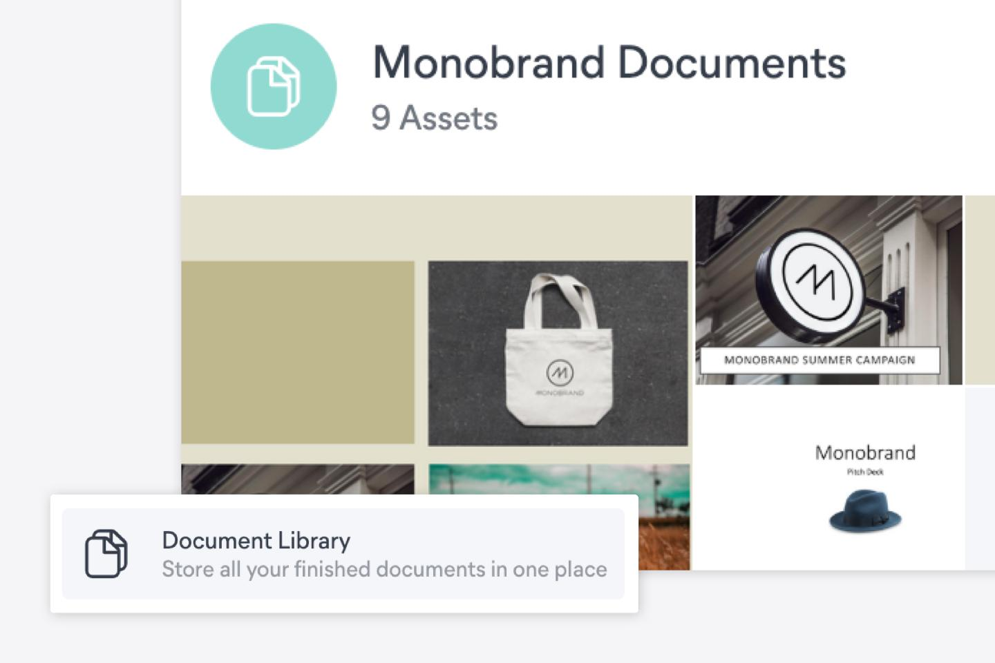 Introducing The Document Library